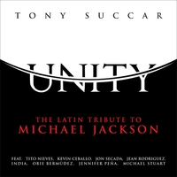 Cover of the track Unity: The Latin Tribute To Michael Jackson