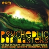 Cover of the album Psychedelic Dub Masters (40 Top Psybient, Psy Chill, Downtempo, Glitch Hop, Groove Anthems 2013)