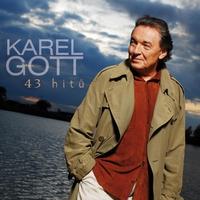 Couverture du titre Karel Gott - 43 Hitů