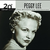 Cover of the album 20th Century Masters - The Millennium Collection: The Best of Peggy Lee