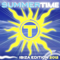 Couverture du titre SummerTime Ibiza Edition 2012