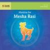 Couverture de l'album Mantras for Mesha Rasi