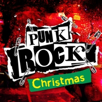 Cover of the track Punk Rock Christmas