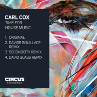 Cover of the track Time for House Music (Remixes) - EP