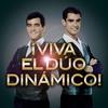 Couverture de l'album ¡Viva El Dúo Dinámico!