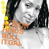 Couverture de l'album Roll It Gal - Single