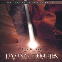 Cover of the track Living Temples