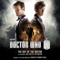 Couverture du titre Doctor Who: The Day of the Doctor / The Time of the Doctor