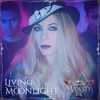 Cover of the album Living in the Moonlight - Single