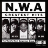 Couverture de l'album N.W.A. Greatest Hits (World)