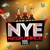 Couverture du titre Nye Mega Dance 2015