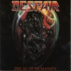 Cover of the album Decay of Humanity
