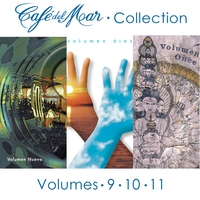 Cover of the track Café del Mar - Collection, Vol. 9, 10, 11