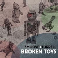 Couverture du titre Broken Toys
