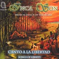 Couverture du titre Cantos a la Libertad (Volume 3)