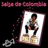 Couverture de l'album Salsa de Colombia