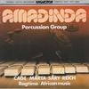 Couverture de l'album Márta, Sáry, Cage, Reich; Ragtimes, African Music