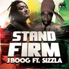Couverture de l'album Stand Firm (feat. Sizzla) - Single