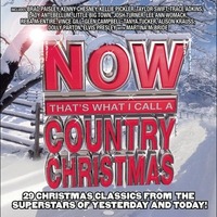 Cover of the track Now That's What I Call a Country Christmas