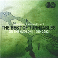 Cover of the track Nickodemus & Mariano Present: the Best of Turntables of the Hudson