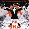 Cover of the album The Fifteen Commandments of Ska