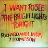 Cover of the album I Want to See the Bright Lights Tonight (Remastered)