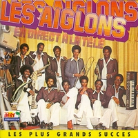 Cover of the track Les plus grands succès des Aiglons