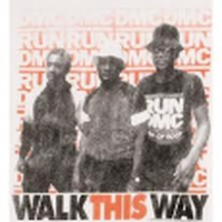 Cover of the track Walk This Way [September 1986]