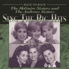 Couverture de l'album The McGuire Sisters and the Andrews Sisters Sing the Big Hits