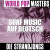 Cover of the album World Pop Masters: Surf Music Auf Deutsch