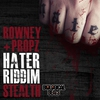 Cover of the album Hater Riddim / Stealth - Single
