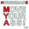 Cover of the album Move Your Ass! - EP
