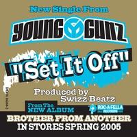 Cover of the track Set It Off - Single