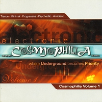 Cover of the track Cosmophilia, Vol. 1