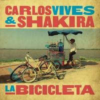 Cover of the track La Bicicleta - Single
