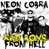 Cover of the album Rad Boys from Hell - EP