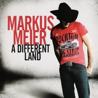 Cover of the track A Different Land