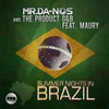 Couverture de l'album Summer Nights in Brazil (feat. Maury) - EP