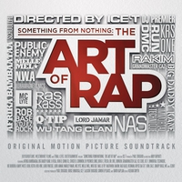 Cover of the track Something from Nothing: The Art of Rap (Original Motion Picture Soundtrack)
