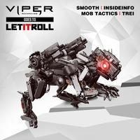 Couverture du titre Viper Goes to Let It Roll - EP