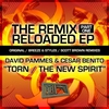 Cover of the album The Remix Reloaded Part 1 (Scott Brown / Breeze & Styles) - EP