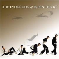 Couverture du titre The Evolution of Robin Thicke (Deluxe Edition)