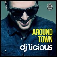 Couverture du titre Around Town - Single