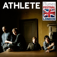 Couverture du titre iTunes Festival: London 2007 - EP