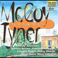Couverture du titre McCoy Tyner and the Latin All-Stars