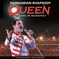 Cover of the track Hungarian Rhapsody: Live in Budapest