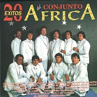 Couverture du titre Éxitos del Conjunto Africa