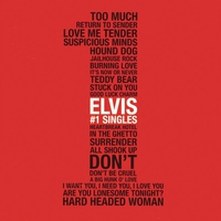 Cover of the track Elvis #1 Singles