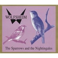Couverture du titre The Sparrows and the Nightingales - Single