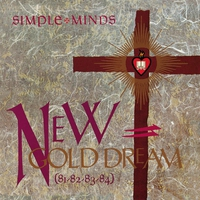 Cover of the track New Gold Dream